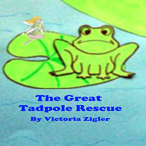 The Great Tadpole Rescue cover art