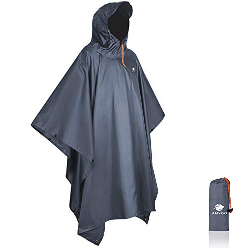 Best rain poncho for travel