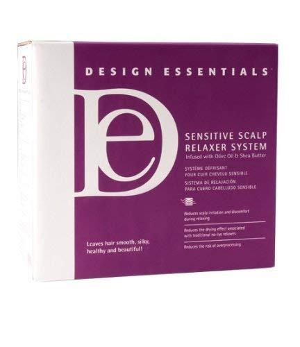 Design Essentials Sensitive Scalp Relaxer System Kit 20 Applications