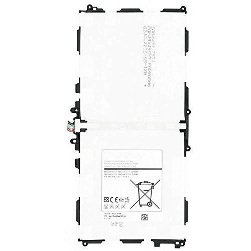 Ellenne Batteria Compatibile con Samsung Galaxy Note 10.1 2014 P600 P601 P605 T8220E Alta capacità 8220MAH con Kit SMONTAGGIO Incluso