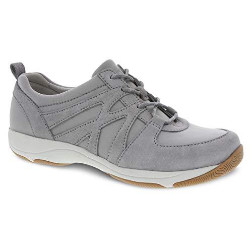 Dansko Women's Hatty Grey Sneakers 8.5-9 Medium Width US Size Range