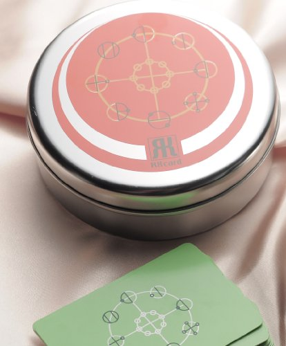 It is most suitable for a present! I remember the good luck items and future [RK] card (japan import)