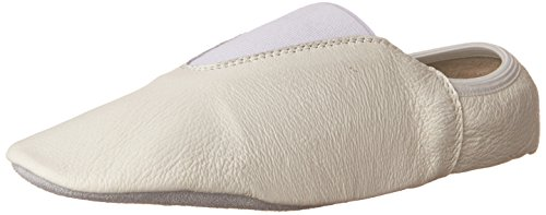 Capezio Women's Agility Gym Shoe,White,5 M US