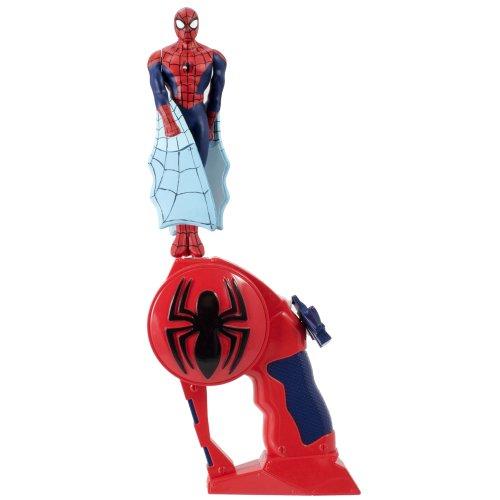 Flying Heroes - Juguete Volador Spiderman (Bandai 52251)