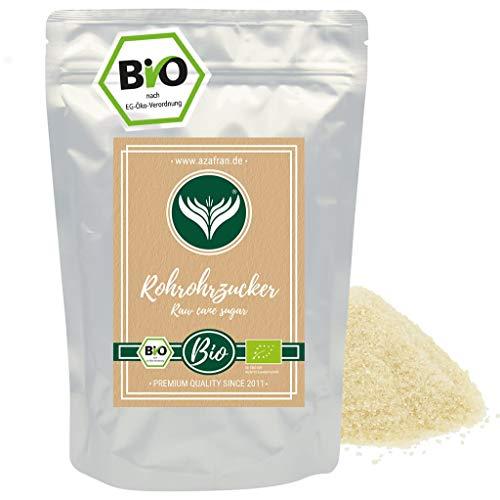 Azafran BIO Rohrohrzucker zartgold gemahlen 1kg