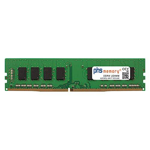 PHS-memory 16GB RAM módulo para ASUS TUF B450M-PLUS Gaming-Board DDR4 UDIMM 2400MHz