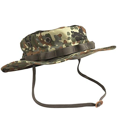 Boonie Hat, Camouflage Flecktarn - Miltec