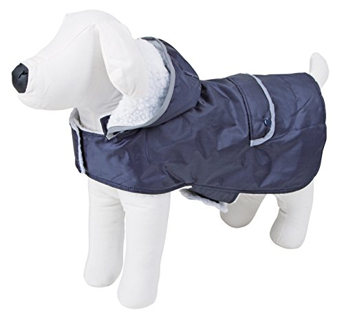 Kerbl Hundemantel TEDDY Länge 55 cm Bauchumfang 59-75 cm