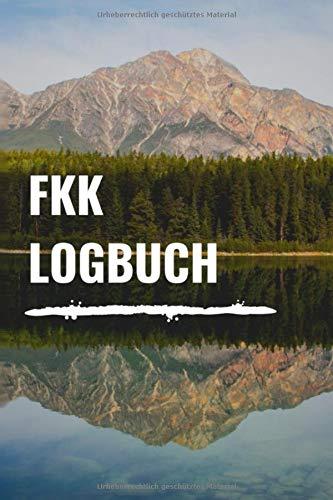 FKK Logbuch: Wohnmobil / Wohnwagen Urlaub Reisetagebuch | Van Caravan Camper Reisemobil Zelt Survival | Logbuch Tagebuch Notizbuch Buch Journal | (v. 14)