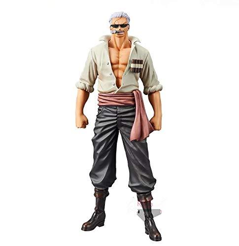 One Piece Smoker Volume 3 DXF The Grandline Men PVC Action Figur Model Figurals