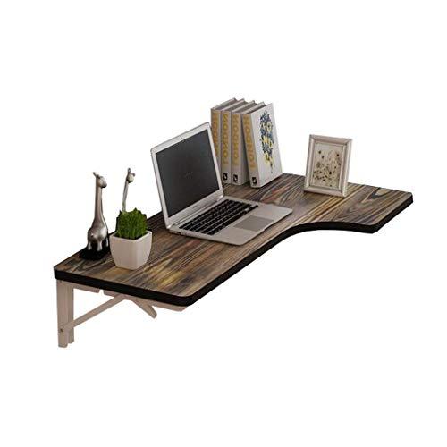 Household simple storage table / Montado en la pared de alas abatibles mesa plegable Cocina y comedor escritorio de la tabla del ordenador portátil escritorio de trabajo Bandeja de desayuno tabla flot