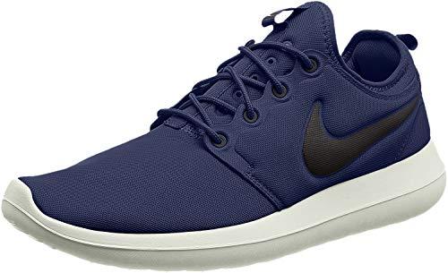 Nike Mens Roshe Two Running Shoes Black/Black 844656-001 Size 10.5