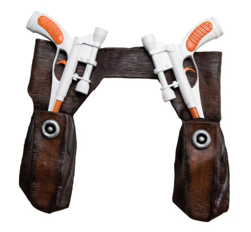 Star Wars The Clone Wars child's Cad Bane Toy Guns And Holster - http://coolthings.us