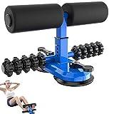 Passer Barra para sentarse, ajustable para sentarse, con rodillo de masaje, equipo de fitness, entrenamiento de fitness, accesorios de entrenamiento, culturismo para hombres y mujeres