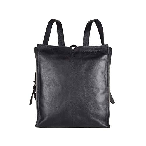Cowboysbag Damen Leder Rucksack Backpack Pine 13 Inch Black Schwarz 2204
