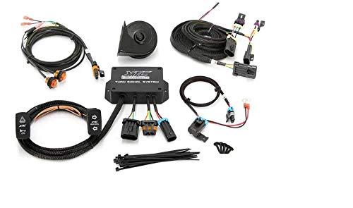 Sistema de señal de giro XTC Plug & Play para Polaris RZR S Turbo 2018+ TSS-POL-RC3