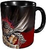 berserk guts, tazza da tè con manico stampata, tazza da tè per ufficio e casa, divertente tazza da caffè in ceramica da 325 ml, regalo per amici