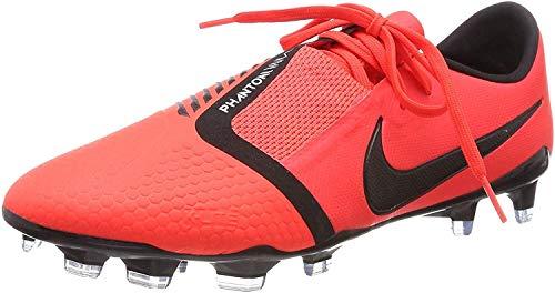 Nike Herren Phantom Venom Pro FG Fußballschuhe, Mehrfarbig (Bright Crimson/Black/Bright Crimson 600), 44.5 EU