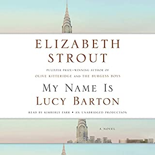 My Name Is Lucy Barton Titelbild