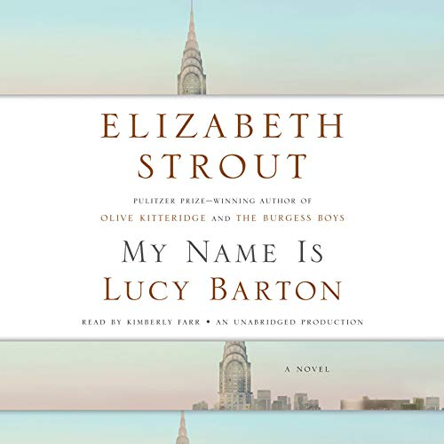 Couverture de My Name Is Lucy Barton