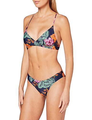 O'Neill Damen PW Baay Maoi Mix Bikinis, Red AOP, 38