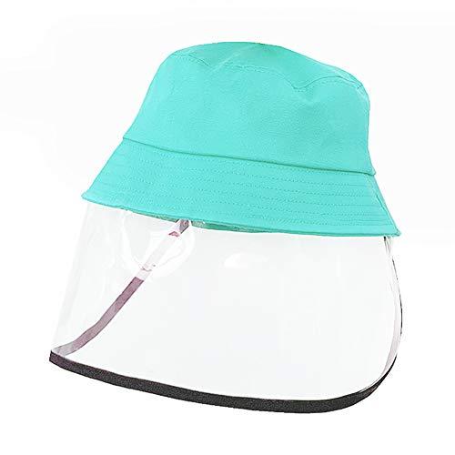 Unisex Reversibile Beanie Cap Hat doppio foderato molto caldo 4 Disegni Blu Grigio