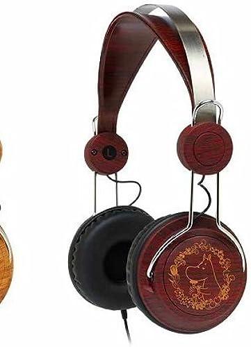 Moomin wood headphones Moomin separately
