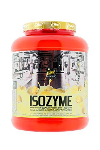 IsoZyme (1,814 Gr) 4 Lbs Vanilla-Pineapple - Aislado de Proteína de Suero por Ultra-Microfiltración (CFM) de una calidad increíble