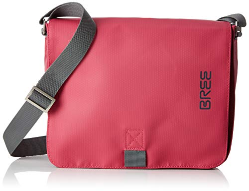BREE Collection Unisex-Erwachsene Punch 61, Jazzy, Shoulder Bag S19 Schultertasche Pink (Jazzy)