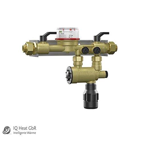Reflex 6811105 Nachspeisesystem Kombiarmatur Fillset mit Standardwasserzähler 4036705083952