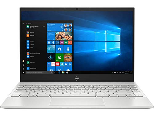 HP Envy 13-aq0048TU 13.3-inch Laptop (8th Gen i5-8265U/8GB/256GB SSD/Windows 10/Intel UHD Graphics 620 Graphics), Natural Silver