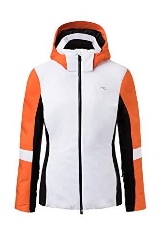 Kjus Formula Vrouwen Ski Jas wit