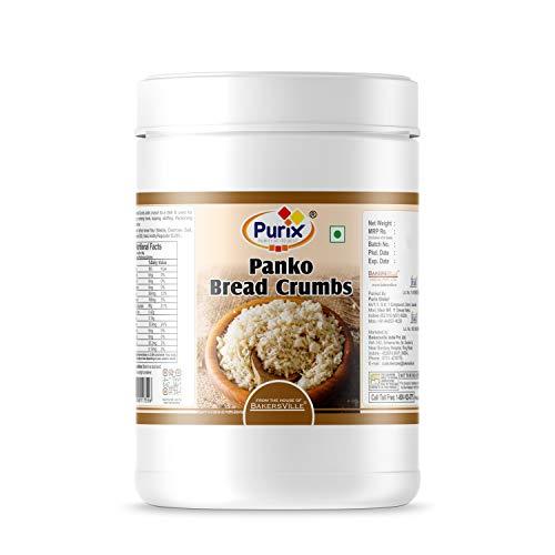 Purix Panko Bread Crumbs, 400 Gm