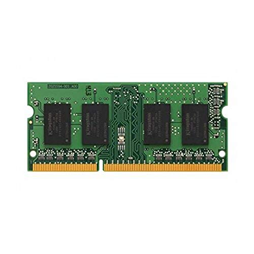 Kingston KCP3L16SS8/4 Notebook Arbeitsspeicher 4GB (1600MHz, SODIMM, DDR3L, 1,35V, CL11, 204-pin)