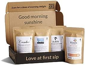 Bean Box - Gourmet Coffee Sampler - Ground