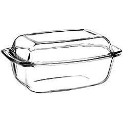 KADAX aus hitzebeständigem Glas, 5.1L