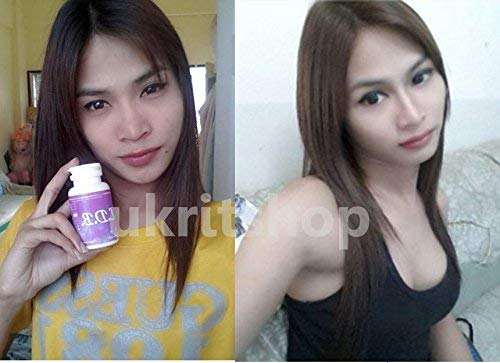 LDB+LAMOONNI is a popular female hormone supplement Testosterone Blocker ladyboy shemale Sex Change 30Tablets./box