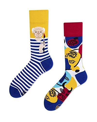 Many Mornings Socken PicaSocks, Größenauswahl:35-38