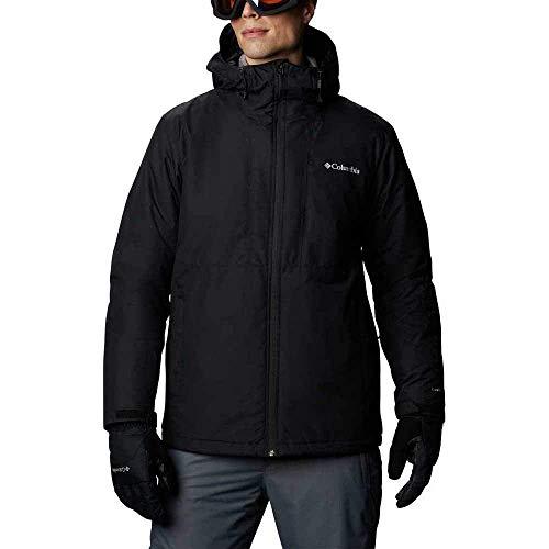 Columbia Timberturner Jacket, Giacche (Shells) Uomo, Black, L