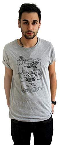 Orsons - Vodka Apfel Z, Shirt, Farbe: Grau, Größe: XL
