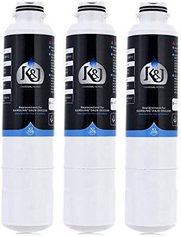 Top 10 Best charcoal fridge filter Reviews