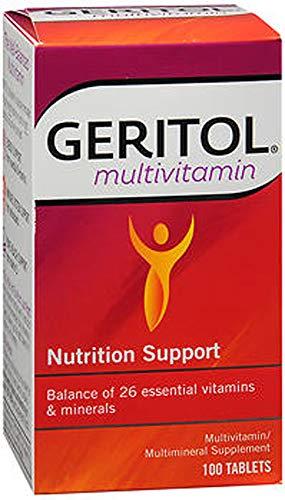 Geritol Complete Tablets 100 Tablets
