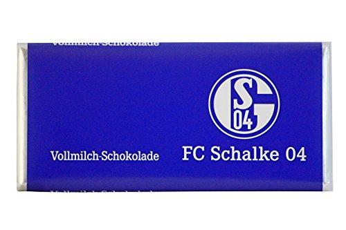 Schokolade FC Schalke 04 2015