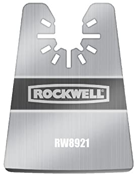 Rockwell RW8921 Sonicrafter Oscillating Multitool Rigid Scraper Blade with Universal Fit System