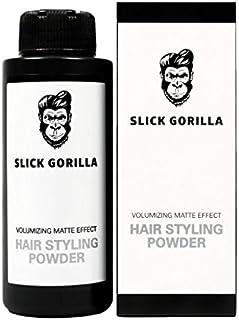 Slick Gorilla Hair Styling Powder 20g Polvo de peinado
