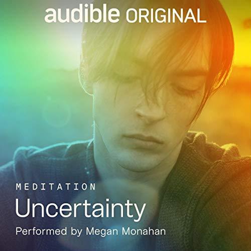 Uncertainty Audiobook By Megan Monahan cover art