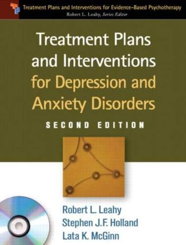 Treatment Plans and Interventions for Depression and Anxiety Disorders, 2e (Treatment Plans and Interventions for Eviden