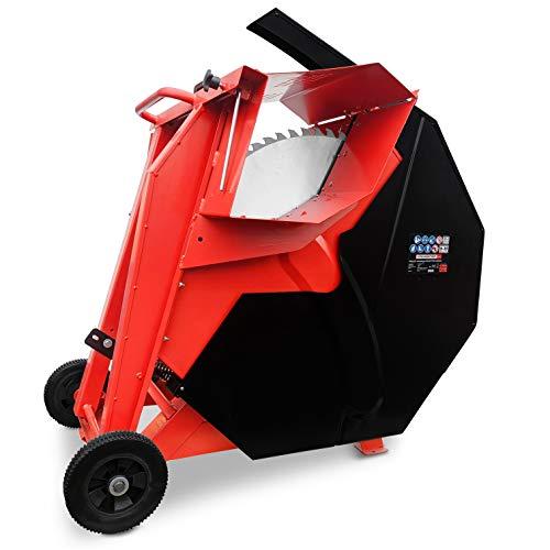 CROSSFER Sierra circular basculante BKS700-400V/NT19, 700 mm, sierra circular con motor eléctrico...