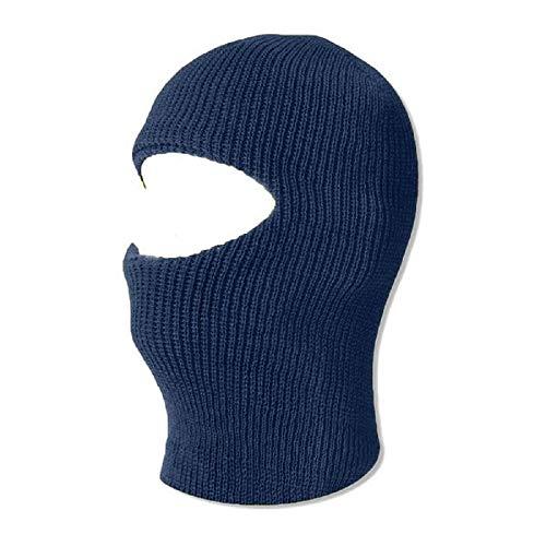 1 Hole Knit Tactical Ski Mask Beani…