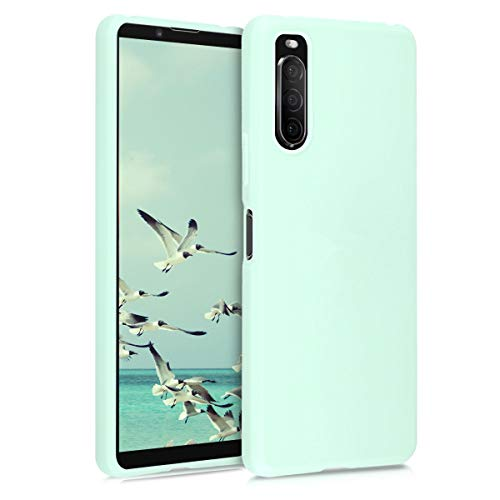 kwmobile TPU Silicone Case Compatible with Sony Xperia 10 II